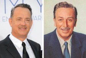 Tom Hanks and Walt Disney