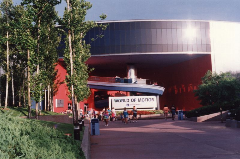 World of Motion 1992