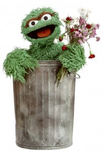 Oscar_the_Grouch_holding_wilted_flowers