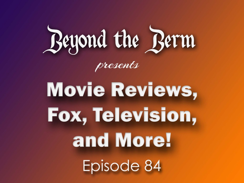 Beyond the Berm - a podcast about Disney and More - episode 84